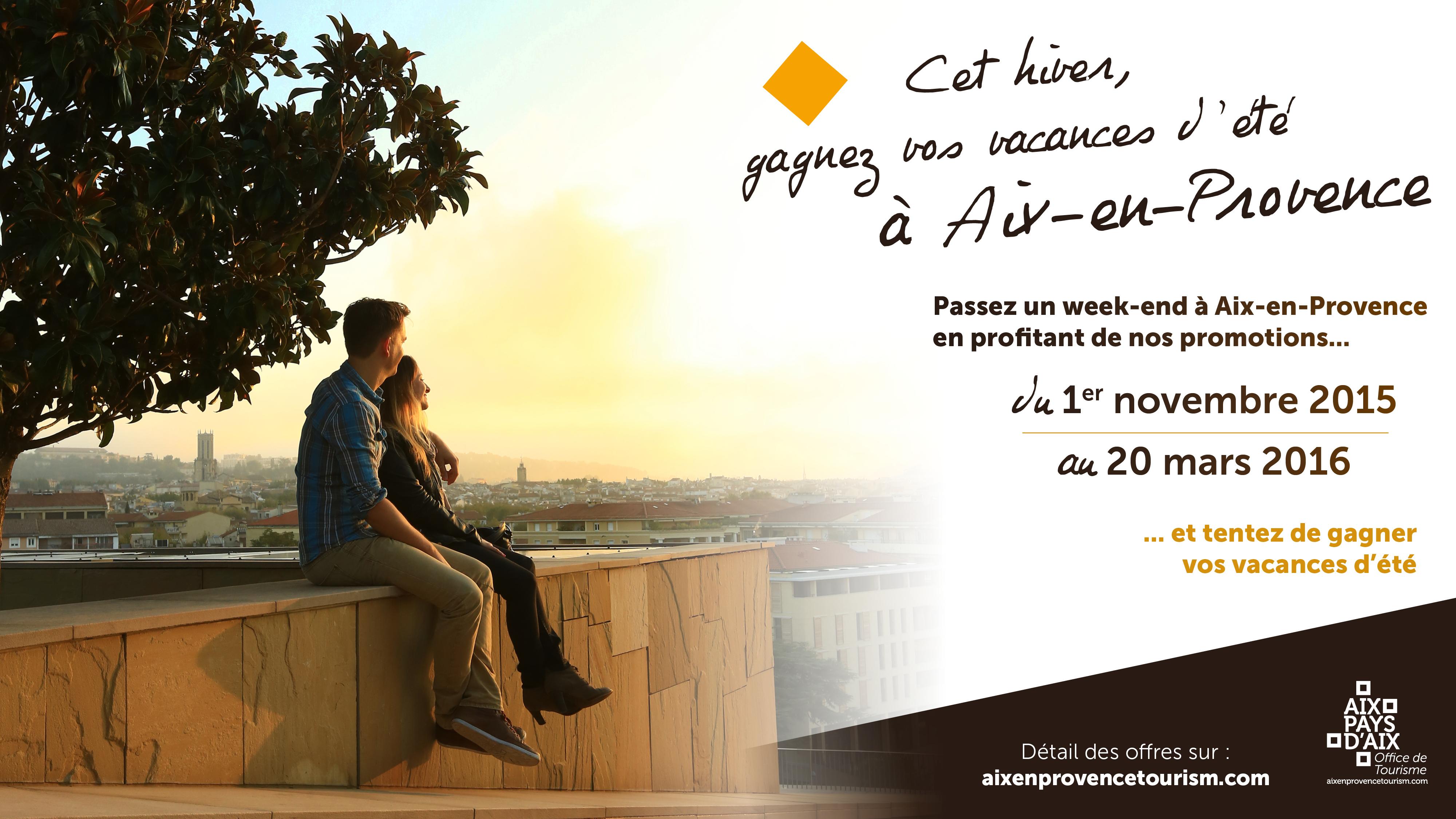 Promotion S U00e9jour Aix En Provence