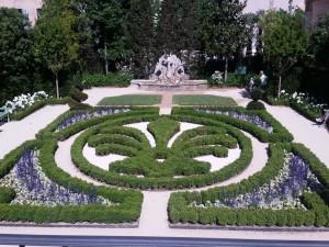 jardin centre art caumont aix en provence
