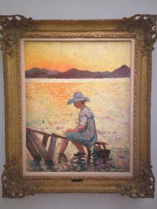 Camoin dans sa lumière exposition Musée Granet Aix en Provence