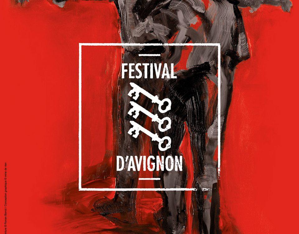 affiche festival avignon