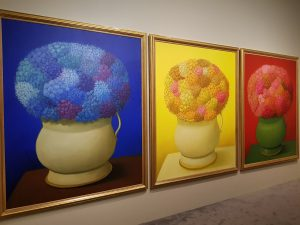 Botero dialogue avec Picasso 2017