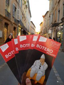 Botero exposition Caumont Aix en Provence