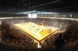 Arena Pays d'Aix Chaudron