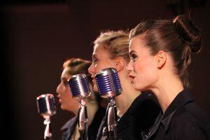 Femmes chant art lyrique