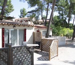 chambre charme terrasse bungalow hotel aix en provence