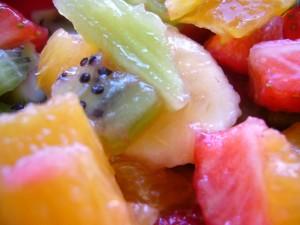 salade de fruits brunch aix en provence