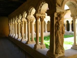 cloitre cathédrale saint sauveur aix en provence