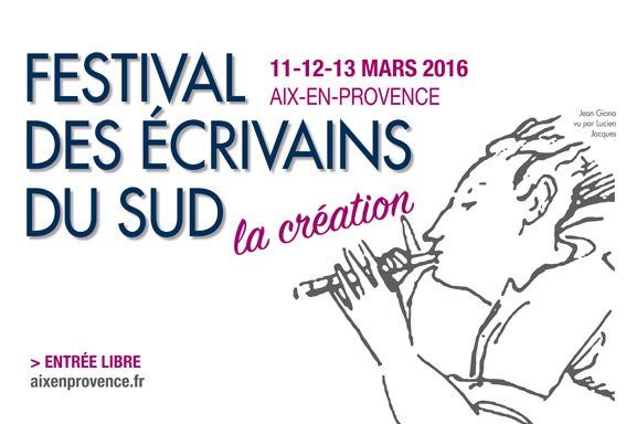 Festival des Ecrivains du Sud 2016